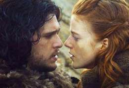 Game of Thrones -GOT : Jon Snow (Kit Harington) et Ygritte (Rose Leslie) en couple, ils officialisent !