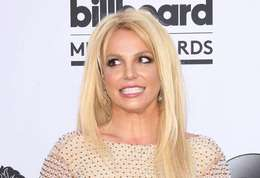 Britney Spears-Britney Spears trop maigre ? Les fans inquiets !
