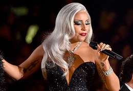 Lady Gaga-« Till It Happens To You », la nouvelle ballade émouvante de Lady Gaga, vient de fuiter sur le web