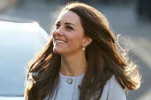 Kate Middleton-Kate Middleton et le Prince William passent un très bon moment lors du match de rugby de l'Angleterre contre le Pays de Galles