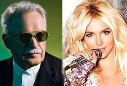 Giorgio & Britney-Giorgio Moroder et Britney Spears, le featuring improbable