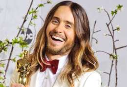 Jared Leto-Jared Leto abandonne son look pour Suicide Squad