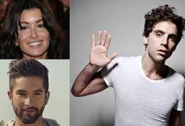 Mika, Kendji et Jenifer-The Voice se mobilise contre Ebola
