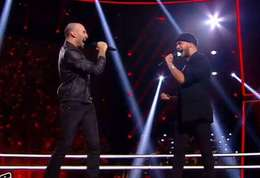 The Voice-The Voice : Battle Forever