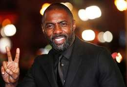 Idris Elba-Idris Elba, prochain James Bond ?