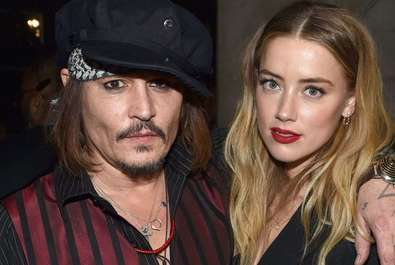 "[""Johnny Depp"", ""Amber Heard""]-Amber Heard dévoile des SMS accablants contre Johnny Depp"