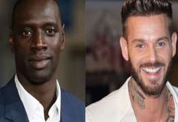 Omar & Matt-Omar Sy et Matt Pokora inséparables (photos) !